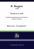 Sonate in a-moll_